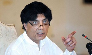 India blamed Pakistan for Uri attack without any evidence, says Nisar