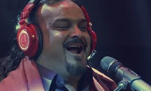 Amjad Sabri's last performance on Coke Studio leaves fans in tears