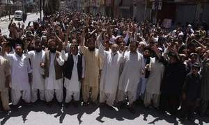 Pakhtun tribesmen condemn Indian threats