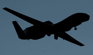 Four Al Qaeda men killed in US drone strike