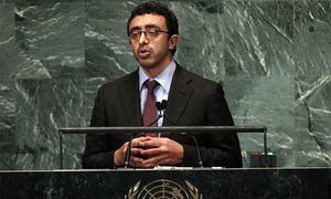 UAE accuses Iran of destabilising Middle East