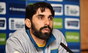 Sports must be separated from politics, says Misbhah-ul-Haq