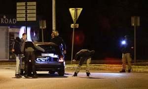 Two teenage girls held in France over 'terror plot'