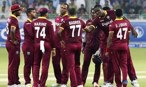 3rd T20: West Indies look to find way around slow UAE wickets