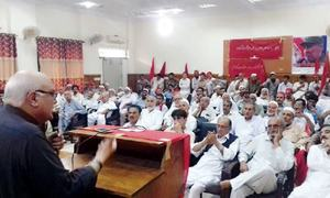 'Negligence of Pakhtuns led to murder of Dr Najib'