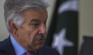 Uri attack an inside job, says Khawaja Asif