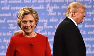 Clinton or Trump — who won round one of the US presidential debate?