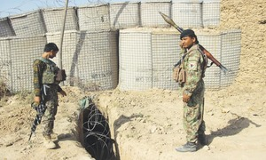 'Insider attack' kills 12 Afghan troops during sleep