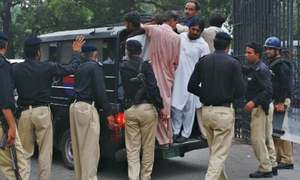 '600 detained' across Punjab to stop farmers' march