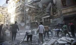 Syrian army retakes Aleppo district