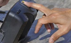 Biometric machines to replace magnetic ink in 2018 polls