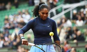 Serena Williams vows no 'silence' on social injustice