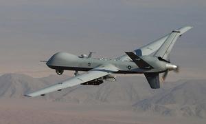 US drone strike in Afghanistan kills 18 people