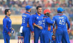 Afghanistan defeat Bangladesh to level ODI series 1-1