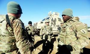 US to send about 600 more troops to Iraq for Mosul offensive