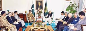 Support for Kashmiris' struggle reaffirmed