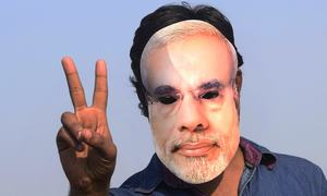 Modi has become a prisoner of his own image