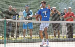 Grand slams, top spot no longer priority: Djokovic