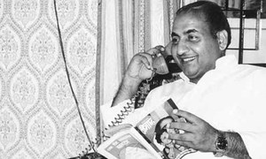 Documentary on Mohammed Rafi showcases the singer's life as a family man