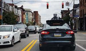 California OKs self-driving vehicles without human backup