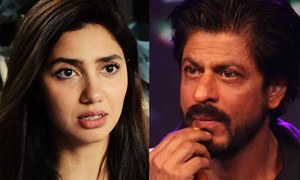 Is SRK delaying the release of Raees because of Mahira Khan?
