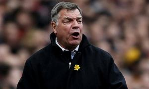 Ex-England manager Allardyce could face ban: English Football Association