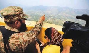 Escalation not in anyone's interest, says army