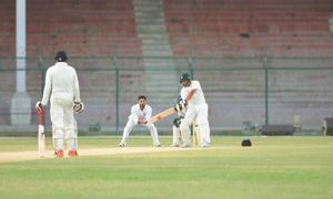 SNGPL triumph as pink-ball opener ends in tedious draw