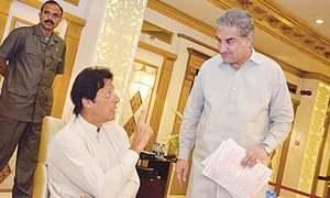 Imran plans siege of Islamabad on Oct 30