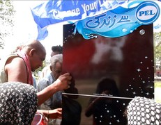 PEL's clean drinking water campaign — strive for the change you want to see