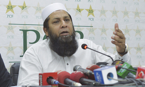 I can only select player, cannot give farewell: Inzamam-ul-Haq