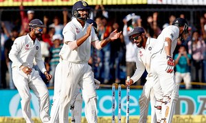 Virat lifts Test mace as India clean sweeps NZ