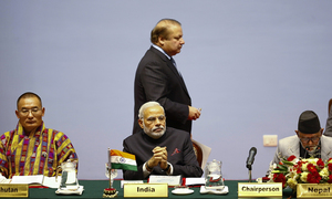 Is Pakistan isolated?