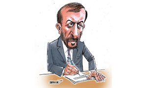 Satire: Diary of Farooq Sattar