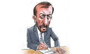 Satire: Diary of Farooq Sattar
