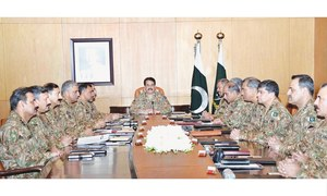 Attempts to reverse Zarb-i-Azb gains will be foiled: COAS