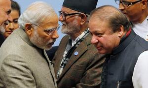 Pakistan and India's cold war