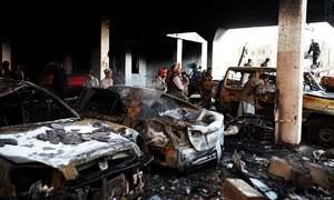 Saudi-led coalition says it 'wrongly targeted' Yemen funeral