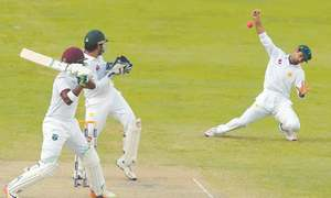 Dead pitch, no crowds take sting out of first Test