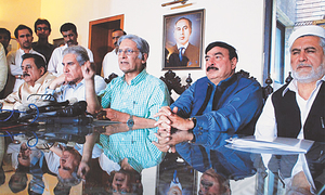 Chances of opposition unity on Panama issue diminishing