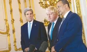 US asks Saudis to accept unconditional ceasefire in Yemen
