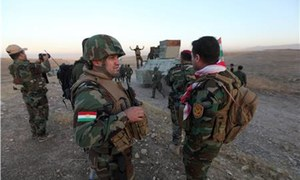 Iraq forces launch battle to retake IS stronghold Mosul