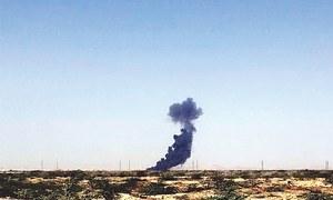 Pilot dies in PAF jet crash