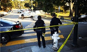 Four shot outside San Francisco schools: police