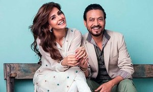 Irrfan Khan, Saba Qamar starrer 'Hindi Medium' to release on schedule