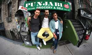 Riz Ahmed: Fighting racist culture with rhythm and rhyme