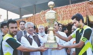 PIA clinch All-Pakistan Shama Challenge Football Cup crown