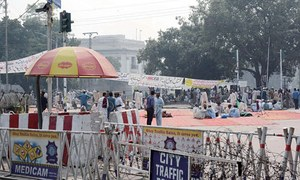 Gridlock rankles judges: LHC seeks explanation from CM on The Mall rallies