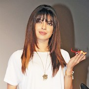 Priyanka speaks up
