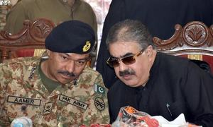 Army support for Balochistan govt assured